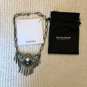 Like New BaubleBar Statement Necklace